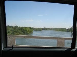Puente sobre la ruta 22