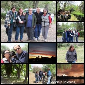 Granja experimental de Luis Beltrán UNRN y fotos del río negro en Choele Choel