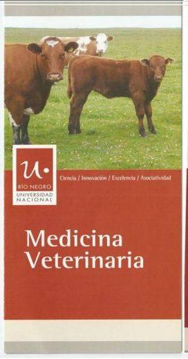 Hoy en día solo se da Medicina Veterinaria