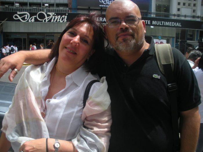 Gabriel Robledo y yo