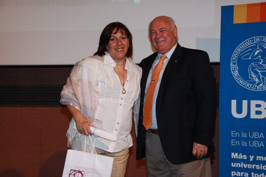 Entrega del 1er Premio UBA a Edublogs de docentes universitarios (1/6)