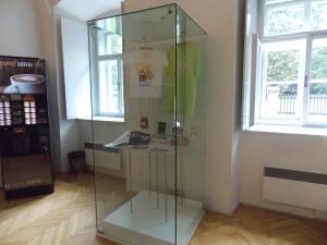 Entrada al museo de Mendel 2