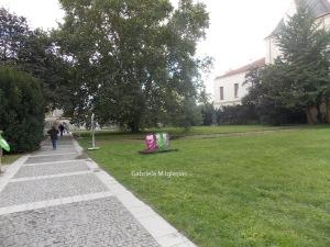 Jardín de Abadia de Mendel para Blog