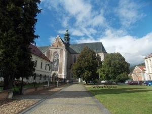 Abadia e Iglesia Mendel para Blog