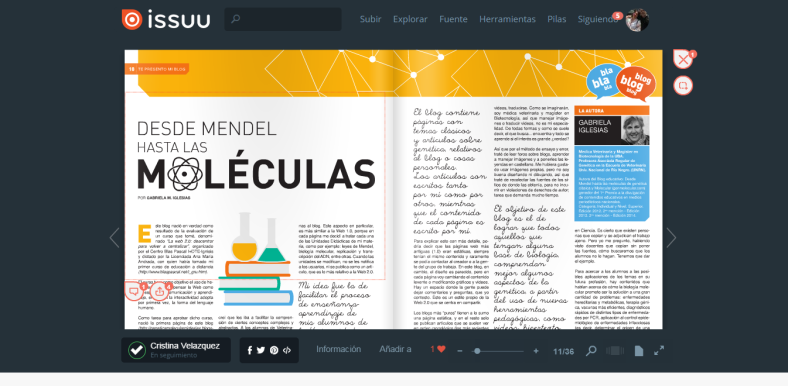 ISSUU Revista  Aprender para Educ No 11