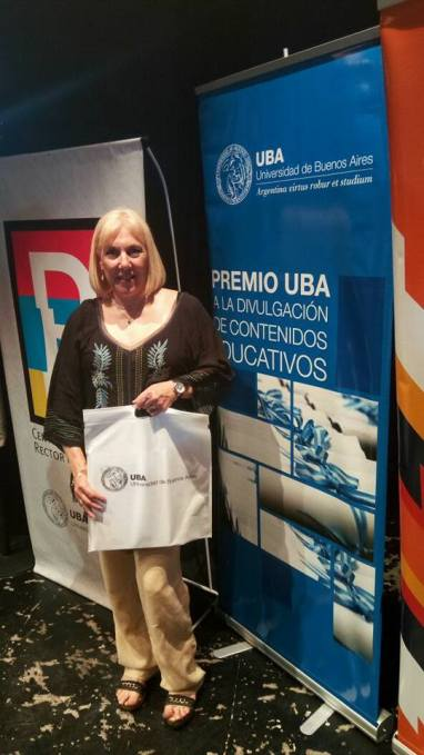 Premio UBA Gabriela Iglesias