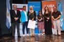 Entrega de mi premio UBA 2016