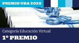 1er premio UBA 2020